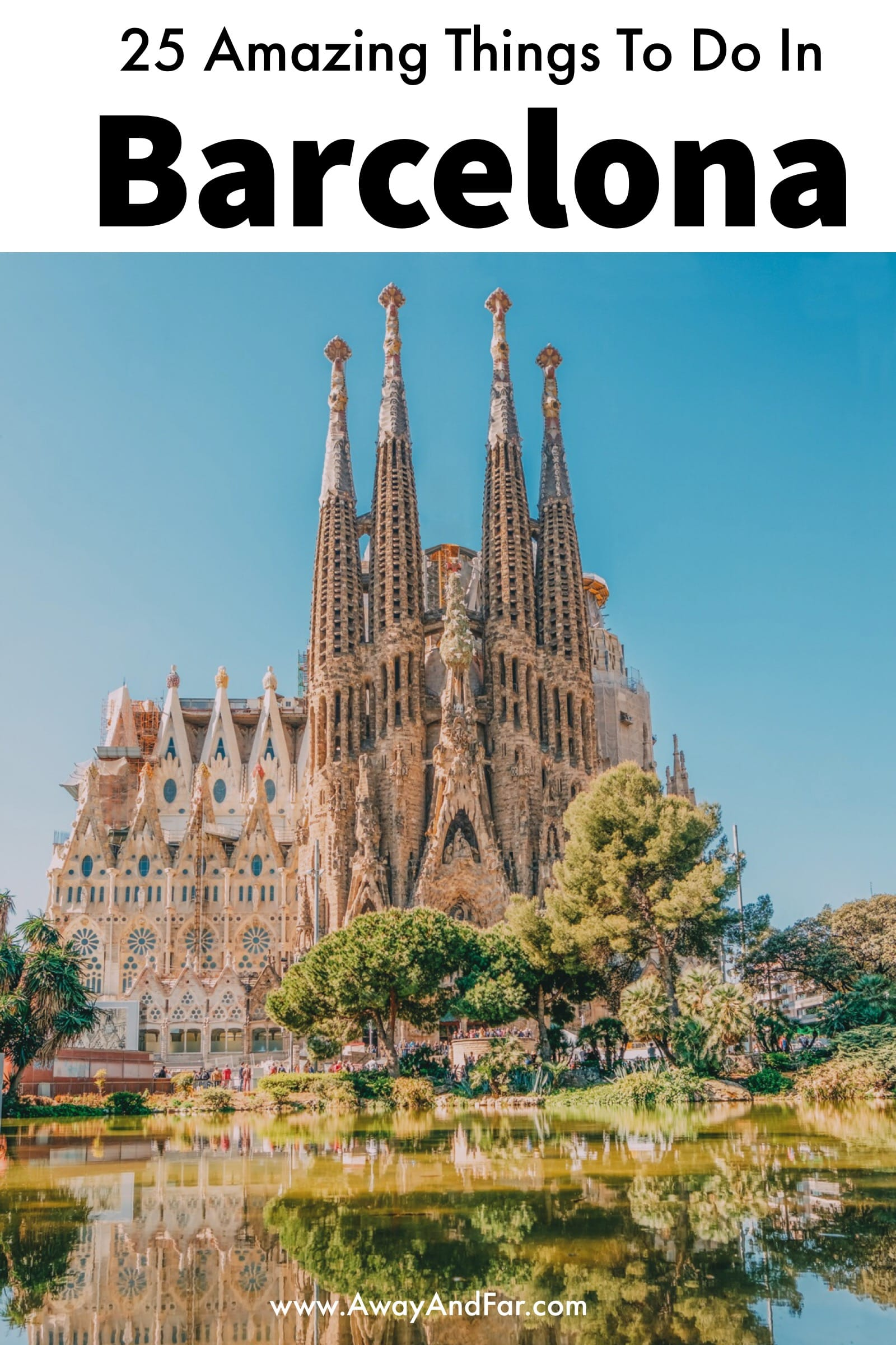 25 Best Things To Do In Barcelona, Spain (1)