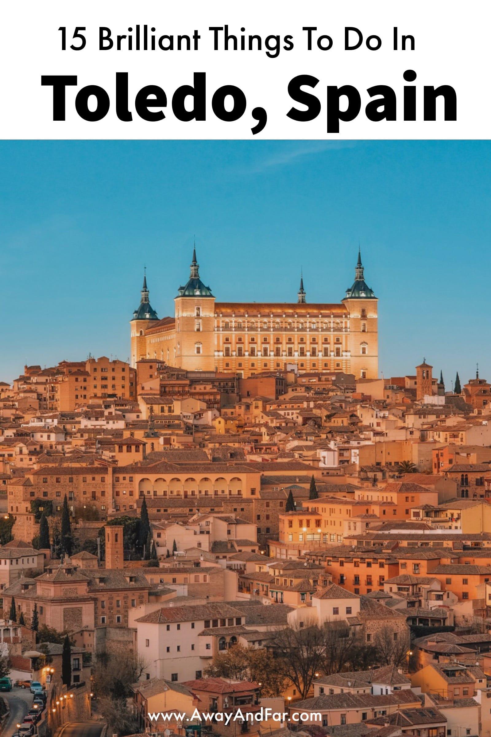 15 Best Things To Do In Toledo, Spain (1)