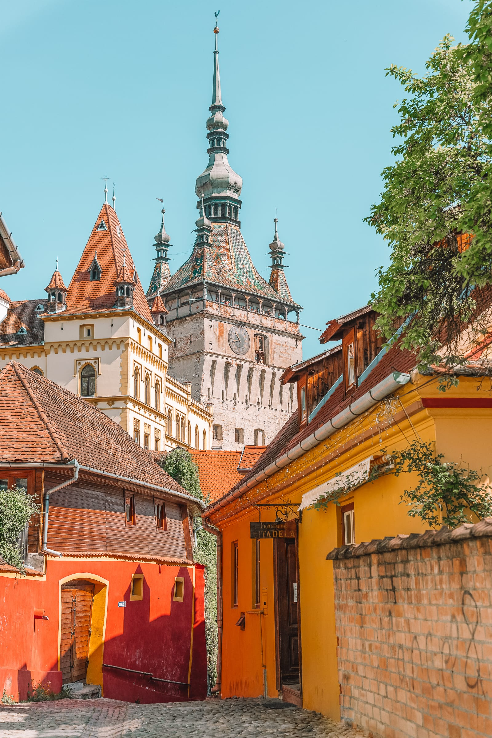15 Best Things To Do In Sighisoara, Romania (15)
