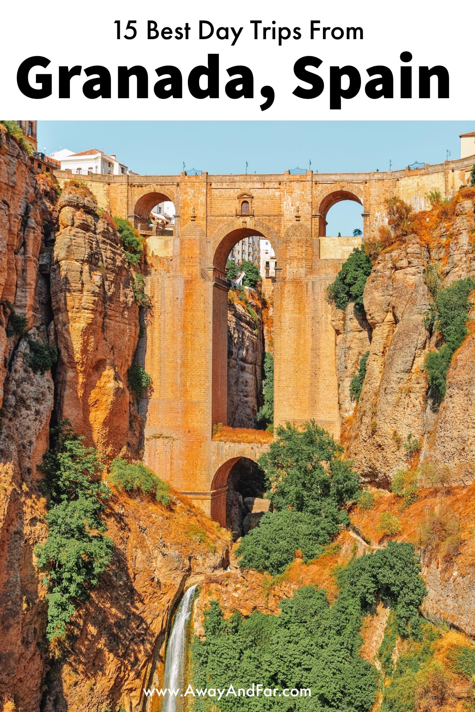 15 Best Day Trips From Granada, Spain (1)